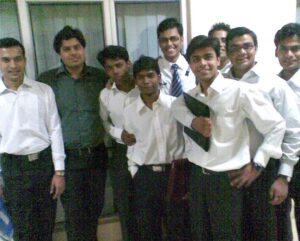 Jitendra Kumar During College Days