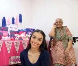Priya Bharat Khanna Family