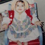 childhood photo of garima