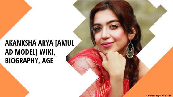 Akanksha Arya Wiki celebzbiography.com