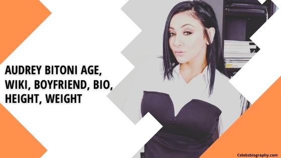 Audrey Bitoni Age celebzbiography.com