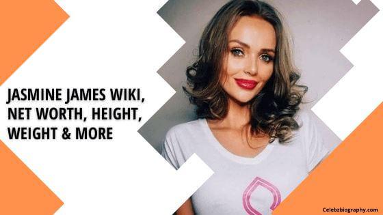 Jasmine James Wiki celebzbiography.com