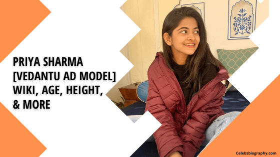 Priya Sharma [Vedantu Model] Wiki, Age, Height, & More celebzbiography.com