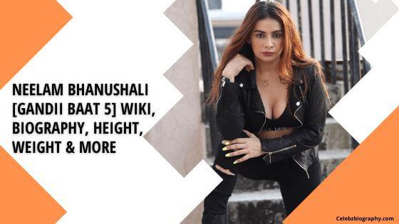 Neelam Bhanushali Wiki celebzbiography.com