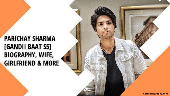 Parichay Sharma Biography celebzbiography.com