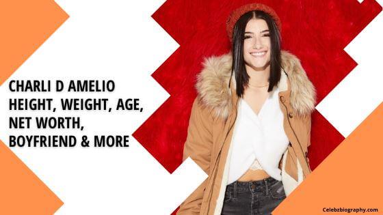 Charli D Amelio Height celebzbiography.com