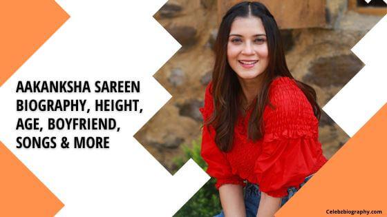 Aakanksha Sareen Biography celebzbiography.com