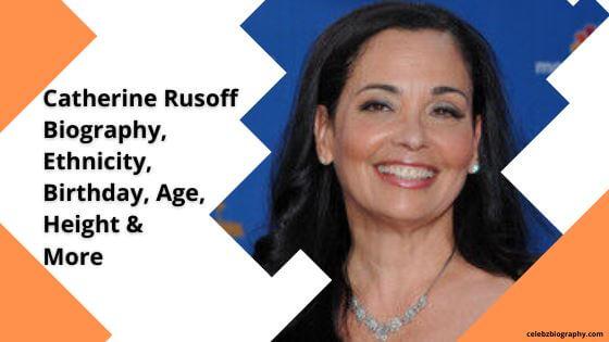 Catherine Rusoff Biography celebzbiography.com