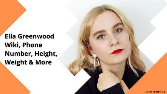 Ella Greenwood Wiki celebzbiography.com