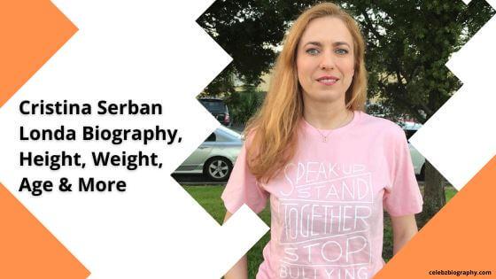 Cristina Serban Londa Biography celebzbiography.com