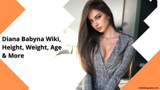 Diana Babyna Wiki celebzbiography.com