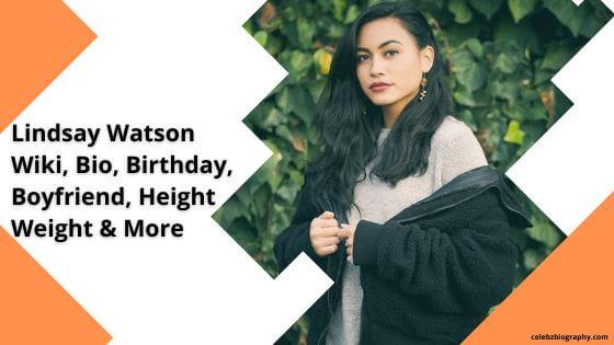 Lindsay Watson Wiki celebzbiography.com