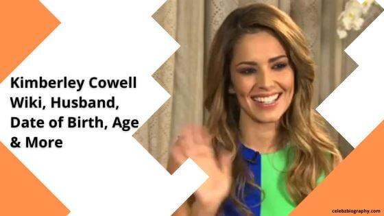 Kimberley Cowell Wiki celebzbiography.com