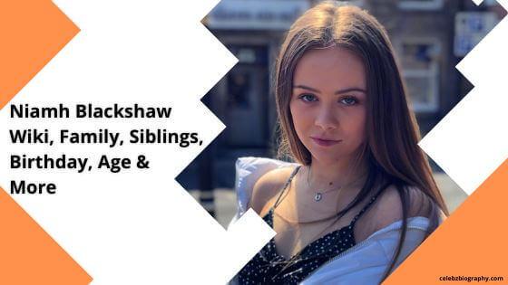 Niamh Blackshaw Wiki celebzbiography.com