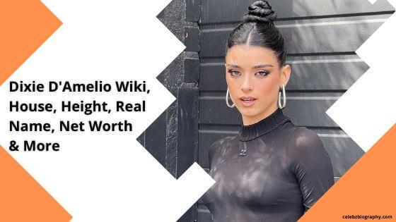 Dixie D'Amelio Wiki celebzbiography.com
