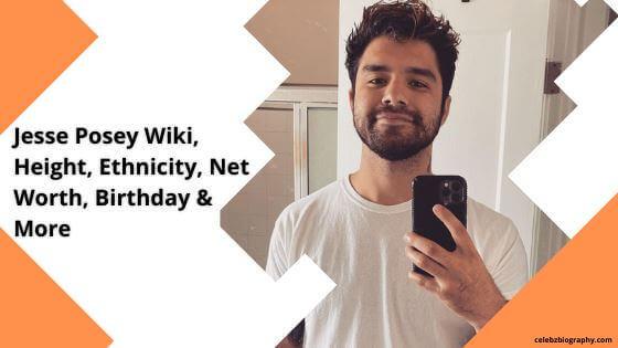 Jesse Posey Wiki celebzbiography.com