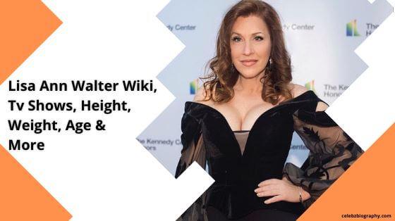 Lisa Ann Walter Wiki celebzbiography.com