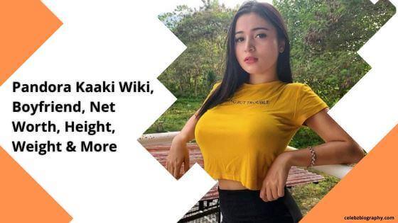 Pandora Kaaki Wiki celebzbiography.com