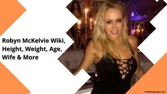 Robyn McKelvie Wiki celebzbiography.com