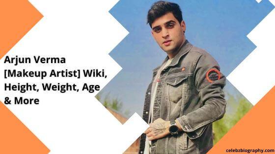Arjun Verma Wiki celebzbiography.com