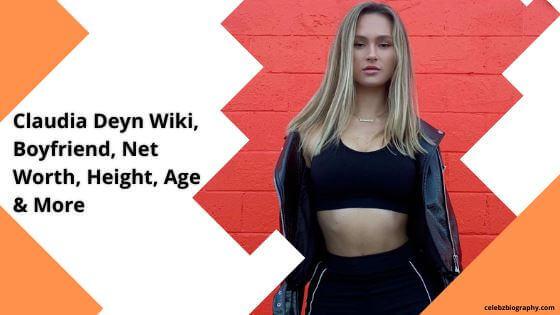 Claudia Deyn Wiki celebzbiography.com