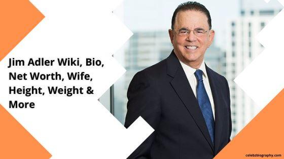 Jim Adler Wiki celebzbiography.com