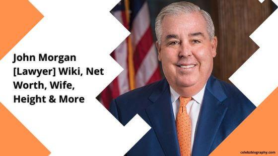 John Morgan Wiki celebzbiography.com