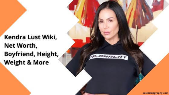 Kendra Lust Wiki celebzbiography.com