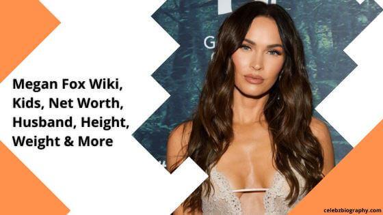 Megan Fox Wiki celebzbiography.com